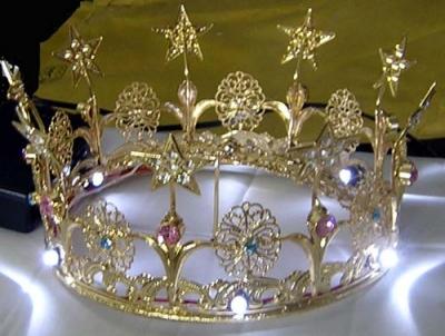 Corona luminosa