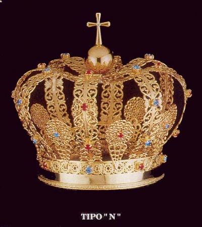 "Corona imperiale Tipo ""N"""