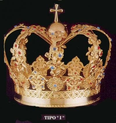 """Corona imperiale Tipo """"I"""""""