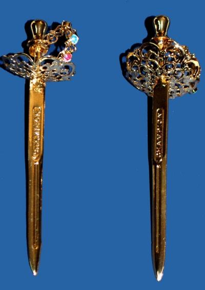 Spada per statue (San Michele e San Giorgio)