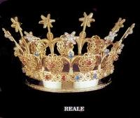Corona reale